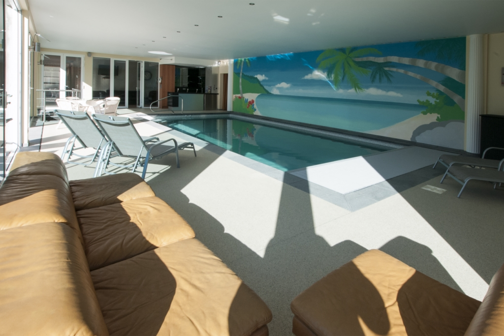 Luxe vakantiewoning 39 t kasteelhof heers limburg - Ouderlijke doucheruimte kleedkamer volgende ...