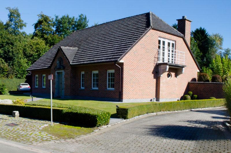 Verkocht vrijstaande luxe villa heythuysen dl dirk